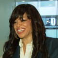 "Stacy Francis speaks with Access Hollywood about her ""X Factor"" audition, Los Angeles, September 22, 2011"