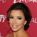 Honoree Eva Longoria dazzles on the red carpet at the 3rd Annual Variety's Power of Women Event presented by Lifetime at the Beverly Wilshire Four Seasons Hotel in Beverly Hills, Calif., on September 23, 2011