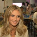 Heidi Klum Visits Children's Hospital Los Angeles