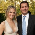 Molly Sims and Scott Stuber attend the 10th Annual Chrysalis Butterfly Ball in Los Angeles, Calif. on June 11, 2011