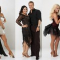 J.R. Martinez and Karina Smirnoff, Ricki Lake and Derek Hough, Lacey Schwimmer and Chaz Bono