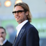 Brad Pitt is seen at the premiere of &#8216;Moneyball&#8217; at the Paramount Theatre of the Arts in Oakland, Calif. on on September 19, 2011Brad Pitt is seen at the premiere of &#8216;Moneyball&#8217; at the Paramount Theatre of the Arts in Oakland, Calif. on on September 19, 2011