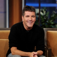 'X-Factor' judge Simon Cowell appears on 'The Tonight Show With Jay Leno' at NBC Studios in Burbank, Calif., on September 19, 2011