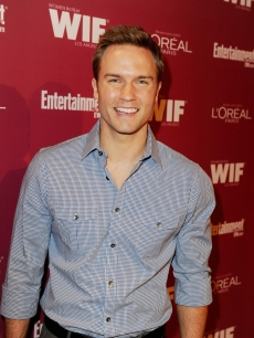 Scott Porter attends The 2011 Entertainment Weekly And Women In Film Pre-Emmy Party Sponsored By L'Oreal at BOA Steakhouse in West Hollywood on September 16, 2011