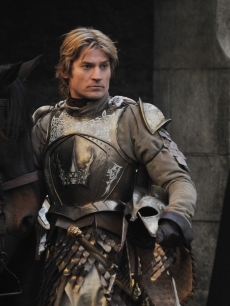 "Nikolaj Coster-Waldau as Jamie Lannister in ""Game of Thrones"" Season 1, HBO"