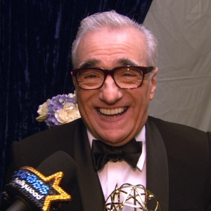 2011 Emmy Awards Backstage: Martin Scorsese Dishes On His First Emmy Win