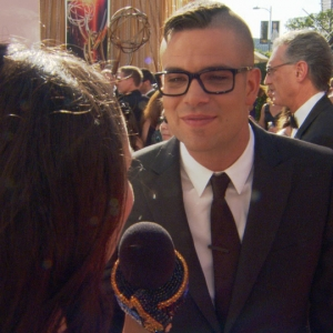 Dish Of Salt At The 2011 Emmys: Mark Salling Talks The Return Of The Mohawk For &#8216;Glee&#8217; Season 3