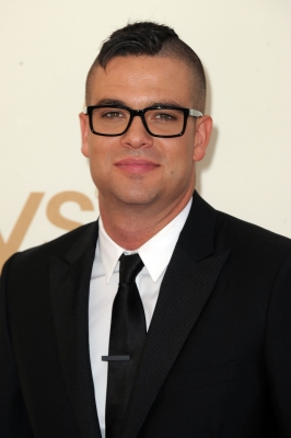 Mark Salling arrives at the 63rd Annual Primetime Emmy Awards held at Nokia Theatre L.A. LIVE in Los Angeles on September 18, 2011