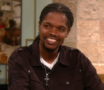 Access Hollywood Live: Landau Eugene Murphy Jr. — From The Carwash To Winning 'America's Got Talent'