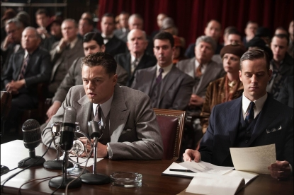 Leonardo DiCaprio and Armie Hammer in 'J. Edgar.'