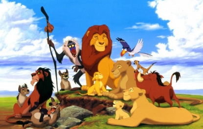 &#8216;The Lion King&#8217;