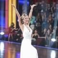 "Kristin Cavallari and Mark Ballas finish their quickstep on ""Dancing with the Stars,"" Season 13, Week 2, September 26, 2011"
