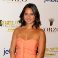 Olivia Munn looks radiant at the second annual Art Mere/Art Pere Night at Smashbox West Hollywood in West Hollywood, Calif. on October 6, 2011 