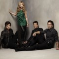 Kris Polaha as Henry, Sarah Michelle Gellar as Siobhan Martin/Bridget Kelly, Ioan Gruffudd as Andrew Martin and Nestor Carbonell as Victor Machado on The CW's 'Ringer'