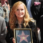 Melissa Etheridge attends her Hollywood Walk of Fame induction ceremony, Hollywood, on September 27, 2011
