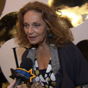 Diane Von Furstenberg Talks New Fragrance