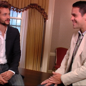 2011 Toronto Film Festival: Hugh Dancy Talks 'Martha Marcy May Marlene'