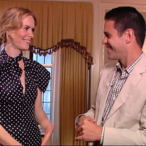 2011 Toronto Film Festival: Sarah Paulson Talks Working With Elizabeth Olsen On &#8216;Martha Marcy May Marlene&#8217;