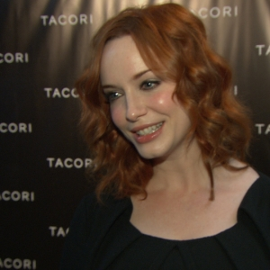 Christina Hendricks & Elisabeth Moss Are Excited For 'Mad Men's' Return