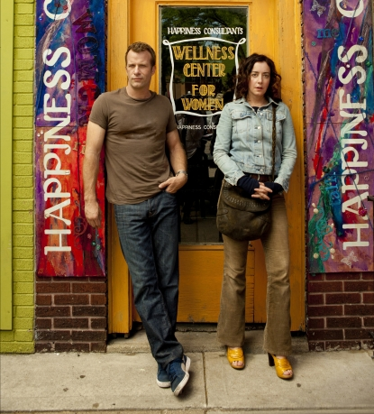"Thomas Jane and Jane Adams in Season 3 of HBO's ""Hung"""