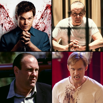 Hollywood's Top 10 Killers To Die For