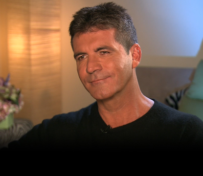 Access Extended: Is Simon Cowell Disappointed In 'The X Factor' Ratings?