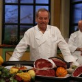 Wolfgang Puck stops by Access Hollywood Live