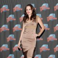 Kara DioGuardi visits Planet Hollywood Times Square in New York City on October 14, 2011