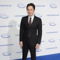Zach Braff arrives at The Clinton Foundation's 'A Decade Of Difference' Gala at The Hollywood Palladium in Los Angeles on October 14, 2011