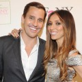 Bill Rancic and Giuliana Rancic step out at the 18th Annual QVC 'FFANY Shoes On Sale' at The Waldorf- Astoria in New York City on October 13, 2011