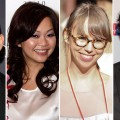 Past &#8216;Project Runway&#8217; winner Jay McCarroll, Chloe Dao, Leanne Marshall and Seth Aaron Henderson  