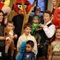 The gang&#8217;s all here for the Access Hollywood Live Kids Halloween Costume fashion show!
