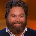 Zach Galifianakis: 'I Was In The Best Mood' While Working On 'Puss In Boots'