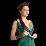 Lucy Lawless as Lucretia in &#8216;Spartacus: Vengeance&#8217;