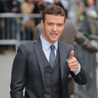 Justin Timberlake leaves the &#8216;Late Show With David Letterman&#8217; taping in New York City on October 26, 2011 