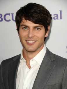 David Giuntoli attends NBC's 2011 TCA summer press tour at The Bazaar at the SLS Hotel, Beverly Hills, on August 1, 2011