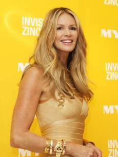Elle Macpherson is seen at a promotion for Invisible Zinc at Myer in Sydney, Australia on October 21, 2011