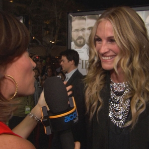 Access Hollywood Live: 'Fireflies In The Garden' Premiere ¿ Kit Hoover's First Red Carpet!