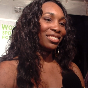 Venus Williams: Sports Are &#8216;Very Important&#8217; For Women