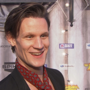 2011 Scream Awards: Matt Smith Talks &#8216;Dr. Who&#8217;