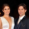 Nikki Reed and Jackson Rathbone attend the 'The Twilight Saga: Breaking Dawn - Part 1' premiere during the 6th International Rome Film Festival on October 30, 2011 in Rome, Italy
