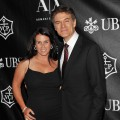 Lisa Oz and husband Dr. Mehmet Oz attend The Urban Zen Stephan Weiss Apple Awards at Urban Zen on June 9, 2011 in New York City