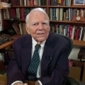 Andy Rooney in his last regular appearance on '60 Minutes'