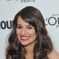 Lea Michele attends the 21st annual Glamour Women of the Year Awards at Carnegie Hall, NYC, on November 7, 2011