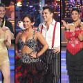 Tristan and Nancy, Cheryl and Rob, Hope and Maks
