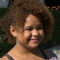 Rachel Crow Shows Her Enthusiasm On 'The X Factor'