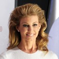 Faith Hill attends the 45th annual CMA Awards at the Bridgestone Arena, Nashville, on November 9, 2011