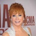 Reba McEntire attends the 45th annual CMA Awards at the Bridgestone Arena, Nashville, on November 9, 2011