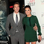 Armie Hammer and Elizabeth Chambers attend the AFI FEST 2011 Presented By Audi - 'J. Edgar' Opening Night Gala at Grauman's Chinese Theatre, Hollywood, on November 3, 2011