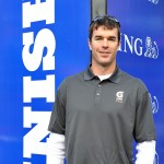 Ryan Sutter attends the ING New York City Marathon Celebrity Runners Bib Presentation at Marathon Pavilion in Central Park in New York City on November 4, 2011 